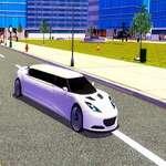 Big City Limo Auto Fahren Spiel