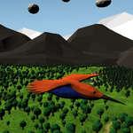 Vogel-Simulator Spiel