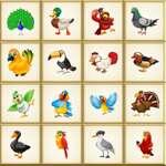 Păsări Board Puzzle-uri joc