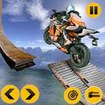 велосипед каскадьор майстор състезателна игра 2020