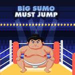 Голям Сумо трябва да скочи игра