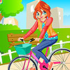 Bloom fiets Girl spel