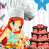 Bloom Cake Master jeu