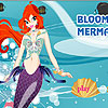 Bloom Mermaid kız oyunu