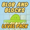 BLOB en blokken Level Pack spel