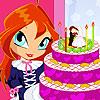 Bloom düğün pastası oyunu