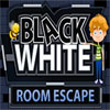 Black White Room Escape game