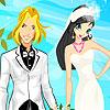 игра Блум одеваются свадьба