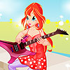 Bloom Musician Girl game