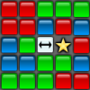 Bloky a hviezdy hra