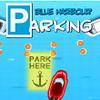 Aparcamiento puerto azul juego