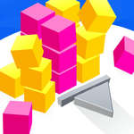 Block Pusher game