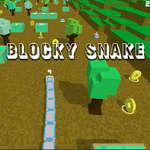Blocky Snake game