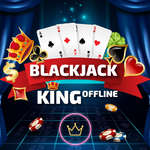 Blackjack King Offline game