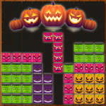 Blocks Puzzle Halloween game