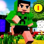 Block Craft Jumping Adventure game