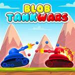 Blob Tank Wars game