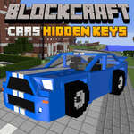 Blockcraft Cars Hidden Keys game