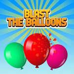 Explosión de los globos juego