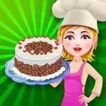 Black Forest Cake game