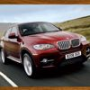 BMW X6 game