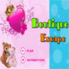 Boutique Escape game