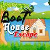 Boot huis Escape spel