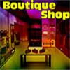 Boutique Shop Flucht Spiel