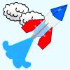 игра Бутылочная ракета