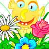 игра BobiBobi цветы