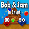 Bob Sam in Egypt game