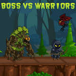 Boss vs Warriors game