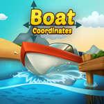 Boat Coordinates game