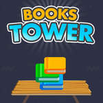 Books Tower game