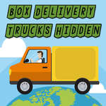 Box Delivery Trucks Hidden game