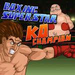 Бокс Суперзвезда КО шампион игра