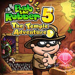 Боб Крадецът 5 Храм приключение игра