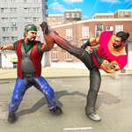 Body Builder Ring Fighting Arena Worstelen Games spel