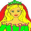 Bride Coloring game