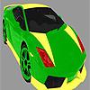 Luminoase masina de colorat de colorat joc