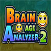 Brain Age Analyzer 2 game