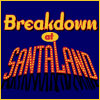 Breakdown at SantaLand game