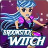 Broomstick Witch game