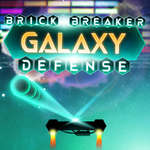 Brick Breaker Galaxy Defense game