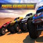 Brazílske Monster Truck Závodná hra pre deti