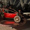 Buggy-Autorennen Spiel