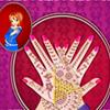 игра Булос ногтей Маникюрный Салон