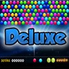 Bubble Shooter Deluxe Spiel
