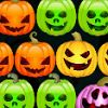 Balon vurma Halloweenized oyunu