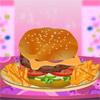 Hamburger spel